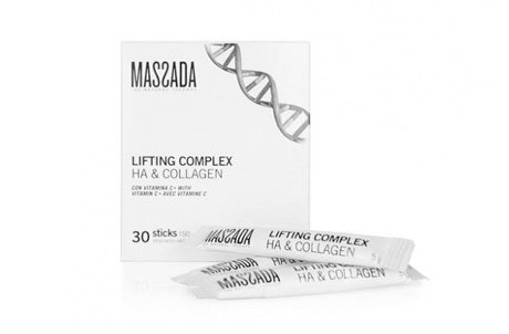 Nutricosmética Lifting Complez HA & Collagen Massada