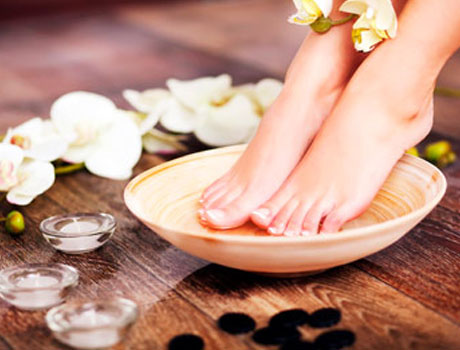Pedicura Spa Sensorial Zaragoza